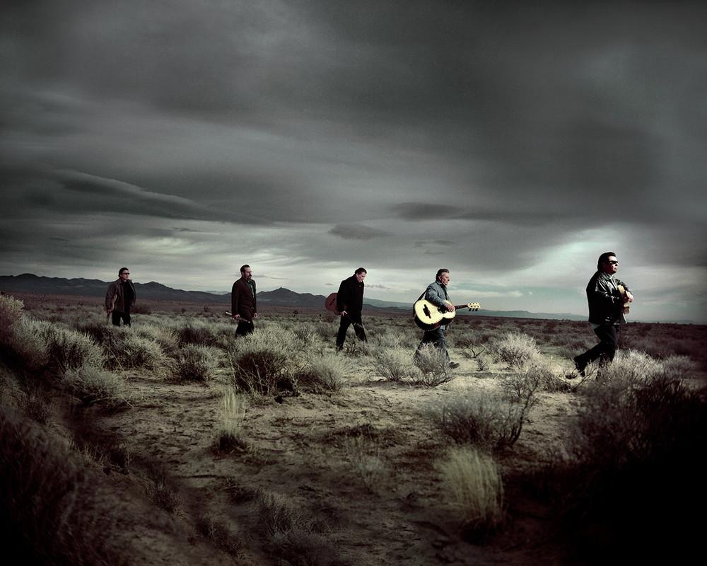 Los Lobos, Mojave Desert, California.