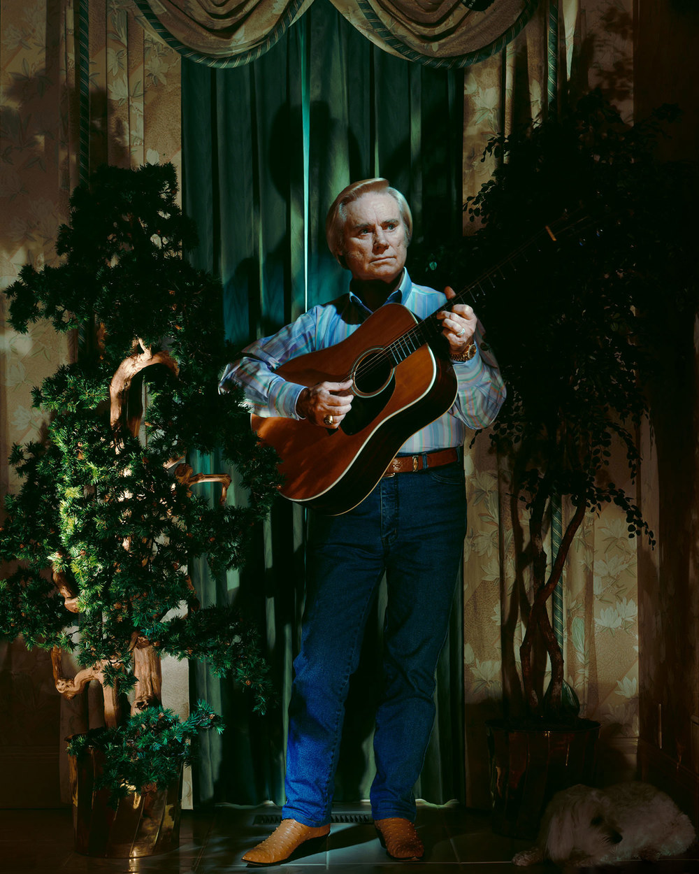 George Jones, Nashville, Tennessee