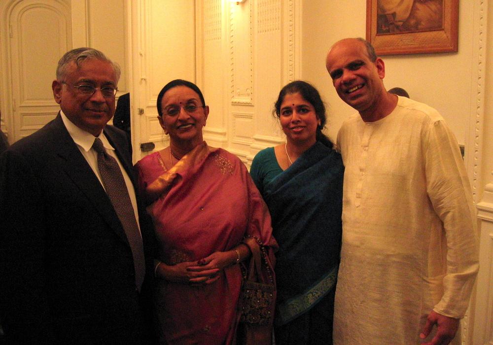 Dr. Gurumurthy Kalyanaram with Padma Buhshan Laureate mathematician Dr. Varadhan.JPG