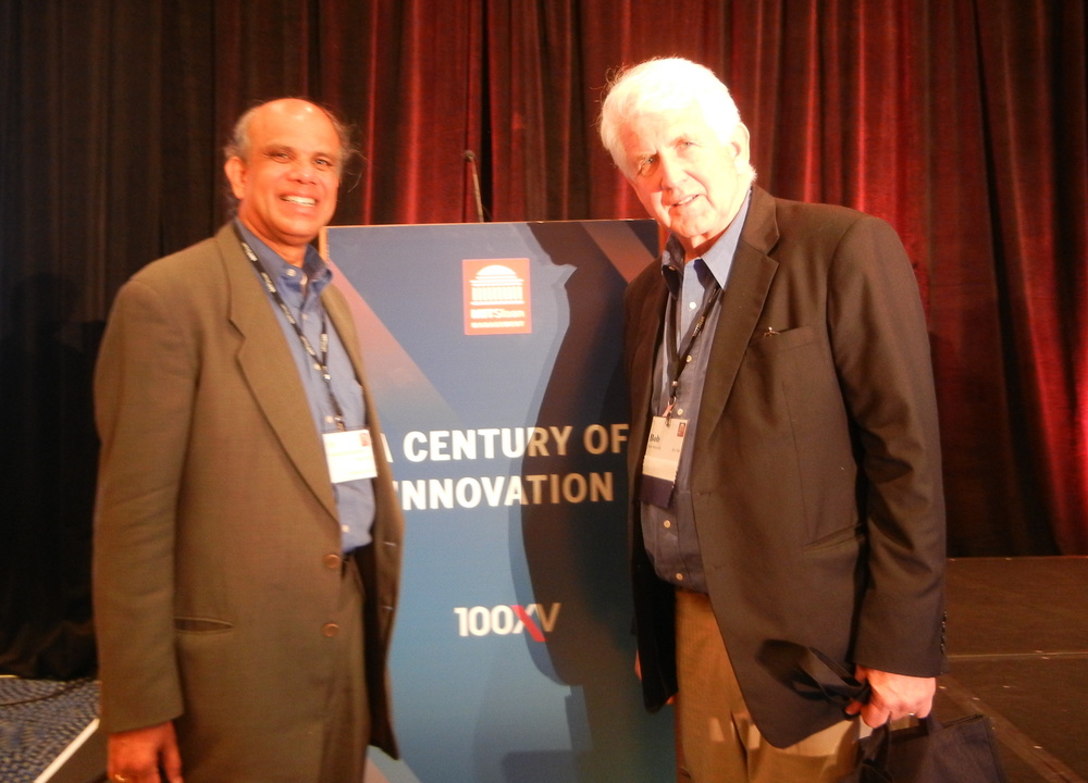 Dr. Gurumurthy Kalyanaram and Co-inventor of Ethernet Bob Meltcalfe.JPG