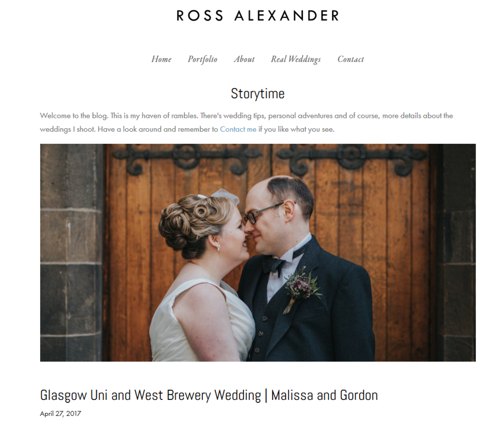 Little Botanica wedding flowers at Glasgow Uni and West Brewery by Ross Alexander