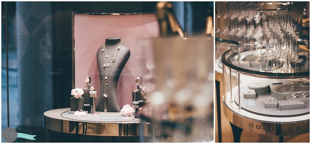 Boodles-engagement-party-wedding-photography-champagne-canapes-chester-cheshire-bespoke-diamonds