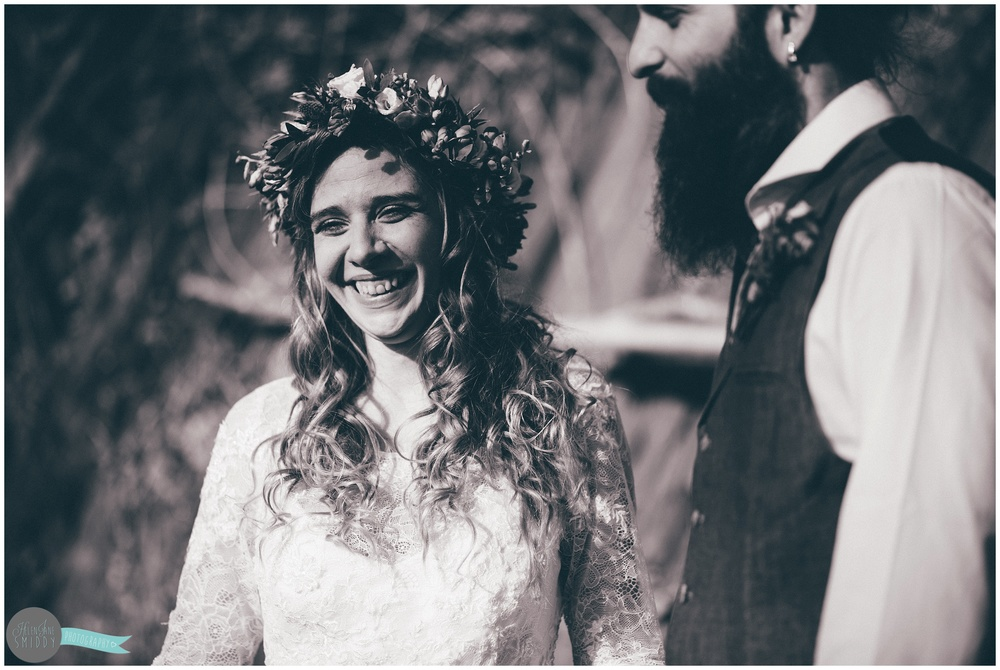 secret-wedding-ceremony-photography -snap-festival-boho-chic-vintage-wales-fforest-shabby-chic-cheshire-bride