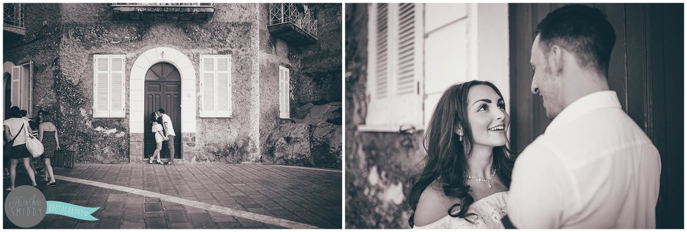 Engagement photoshoot in Santa Maria Di Castellabate, Italy