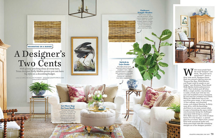 Living In Magazine becki griffin s curious details