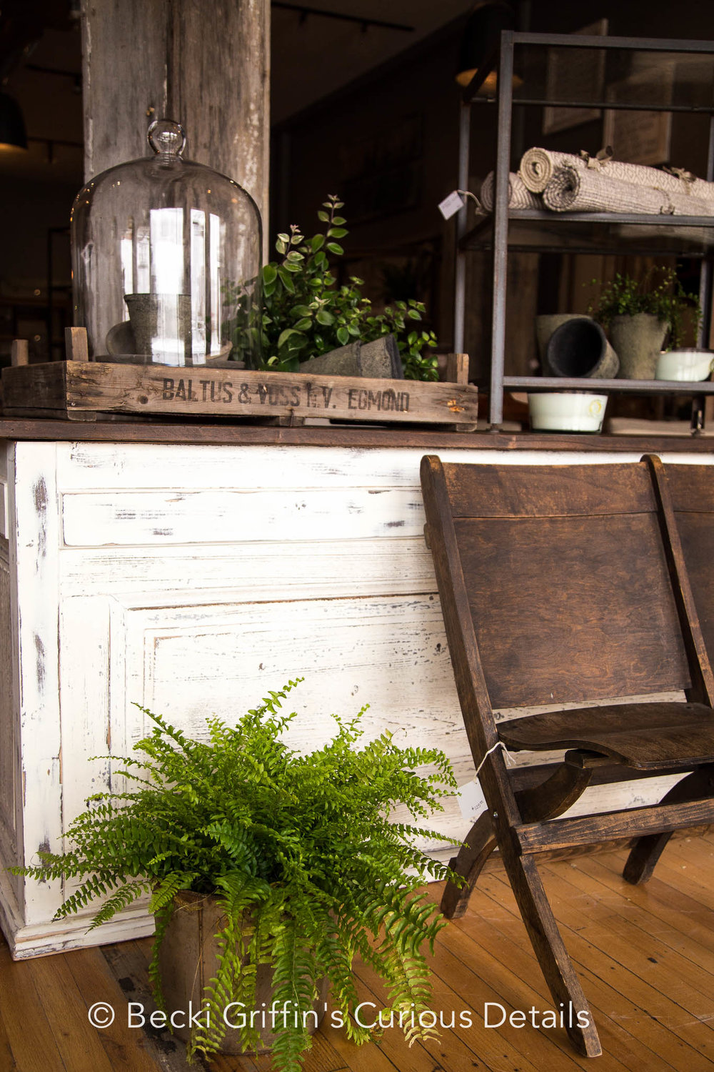 Becki Griffin's Curious Details | Old Glory Antiques Denver