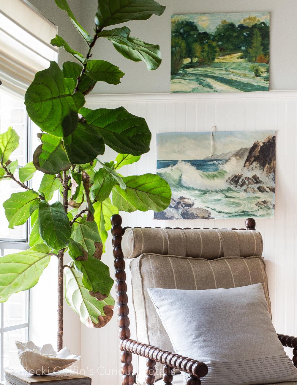 Becki Griffin's Curious Details-Art Corner