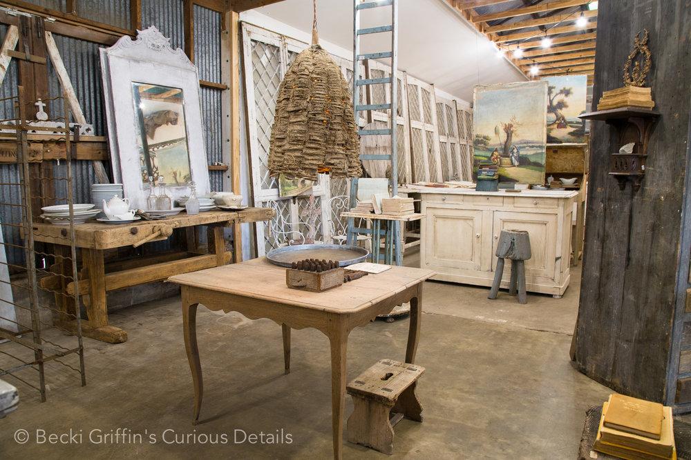 Becki Griffin's Curious Details_Carol Bolton Unloading Sale