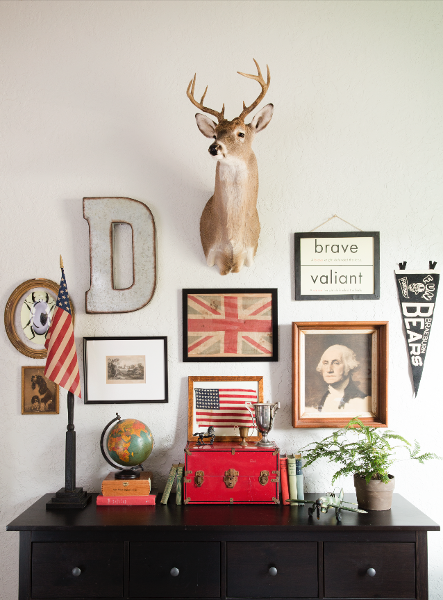 Photo Buff Strickland | Styling Becki Griffin | Designer Holly Mathis for Country Living Magazine