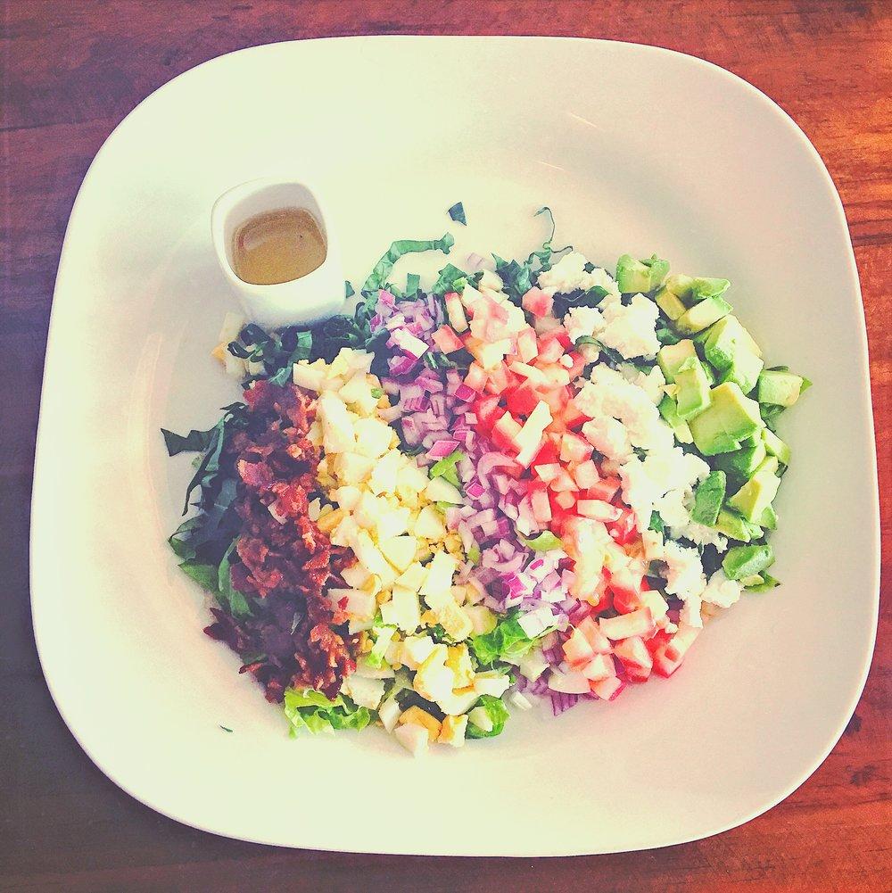 Rainbow Salad @ Topaz
