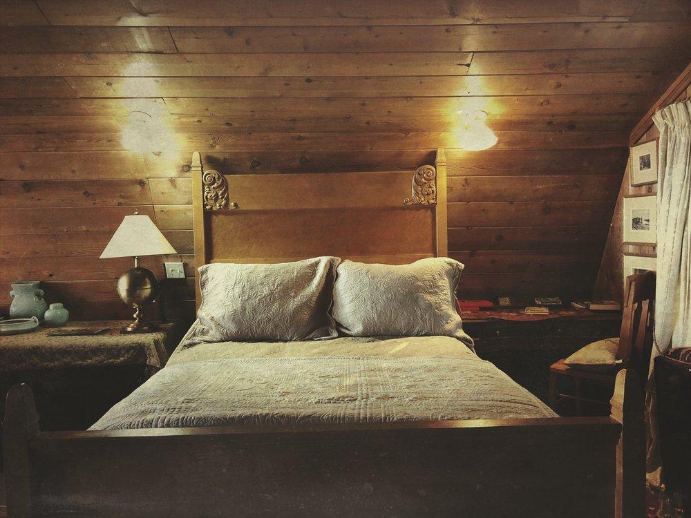 Loft bed ...