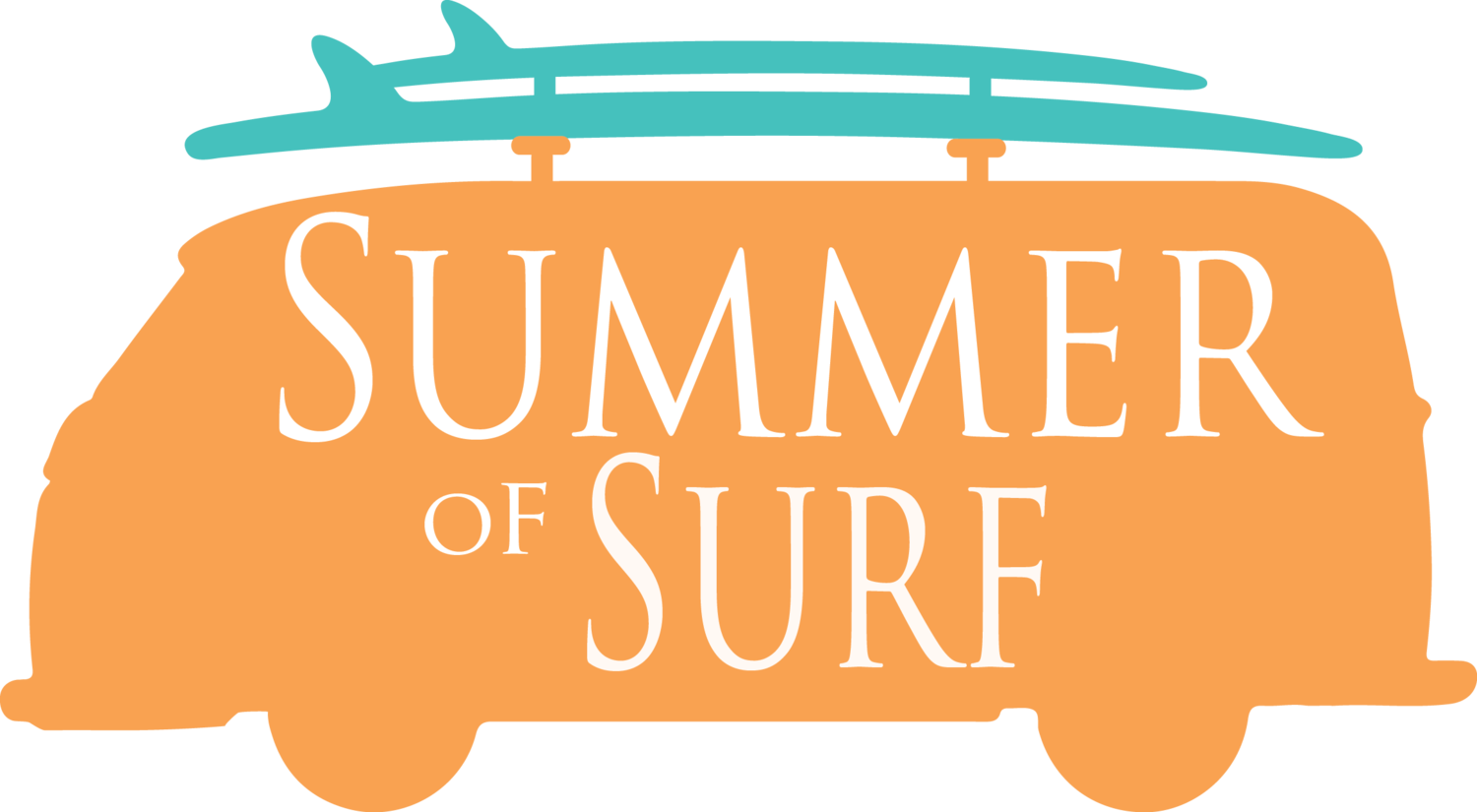 SUMMER OF SURF: Surf Camp with Transportation