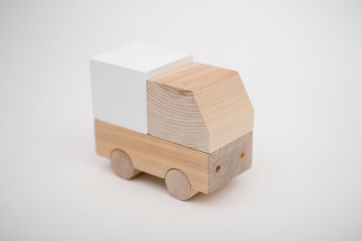 Delivery truck $40.00 CAD