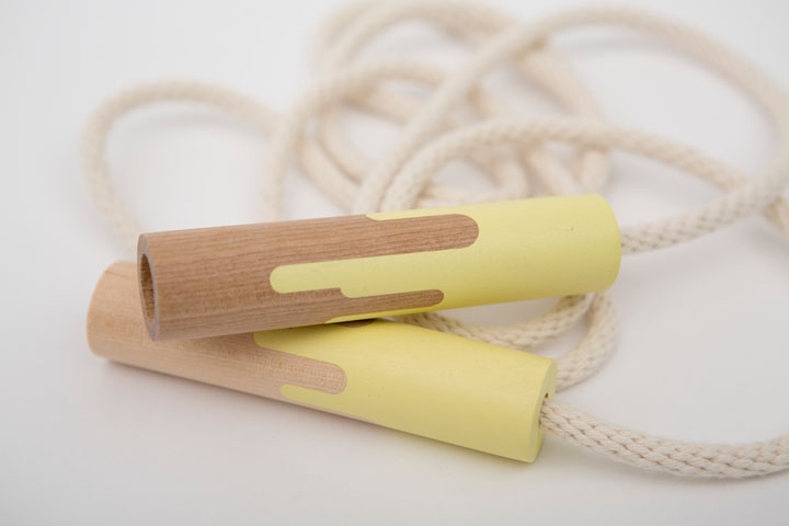 Jump rope pop's banana $20.00 CAD