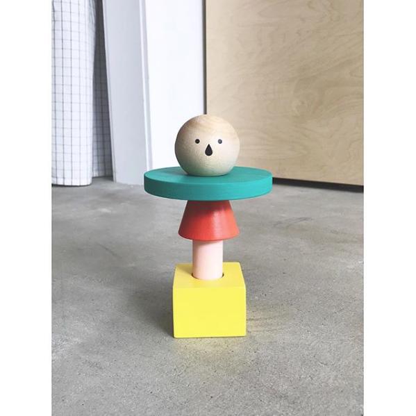 Téo - Jeux de remue-méninge en bois
