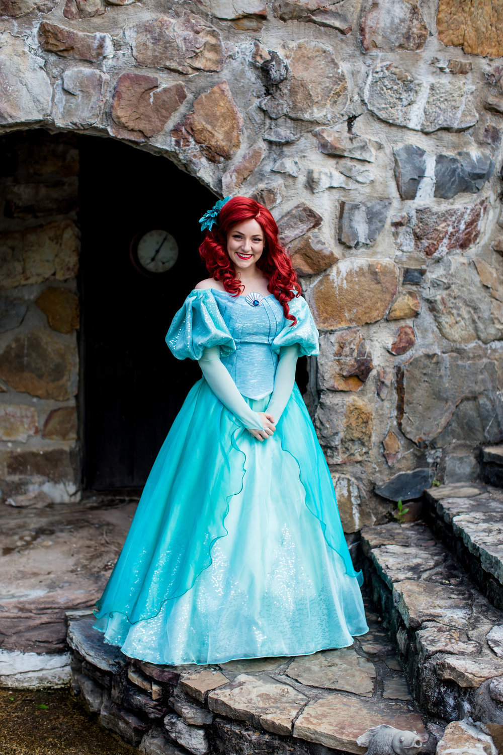 The Little Mermaid (Ballgown Attire)