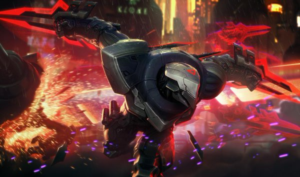 Project: Zed - League of Legends