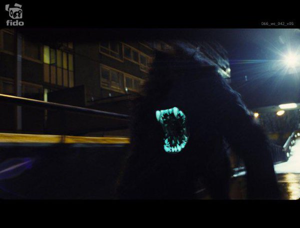 Big Alien Gorilla Wolf Motherfucker - Attack the Block
