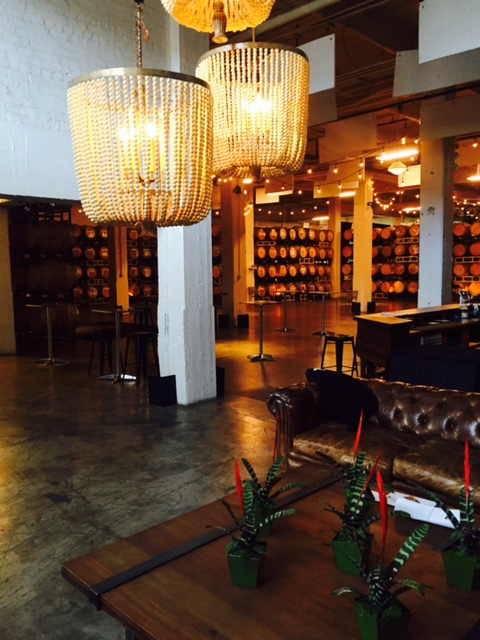 For any off-site venue requests, Vine Graft only works with intimate local spaces that feel like home ( Dogpatch WineWorks , Dogpatch, SF)