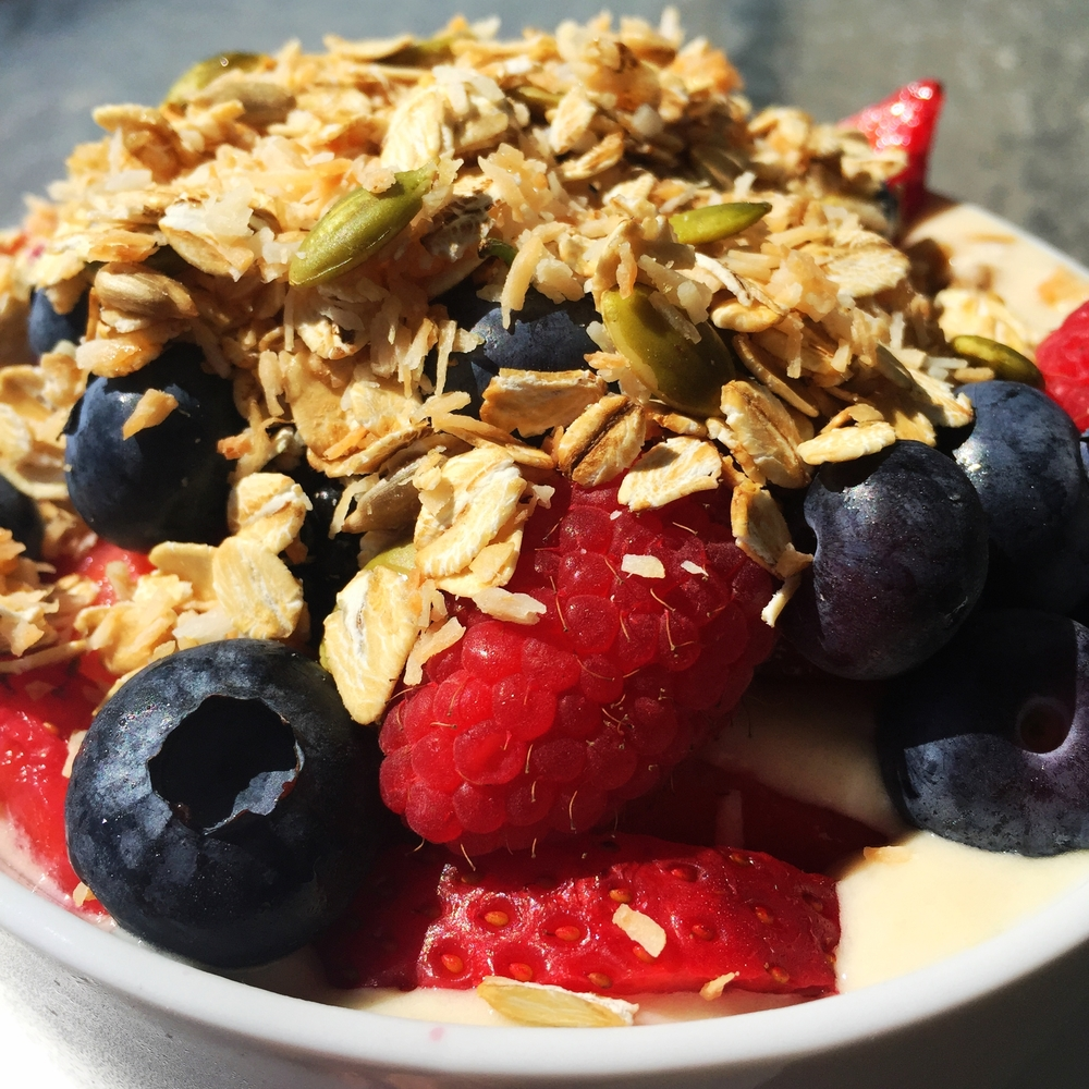 The Summer Berry Bowl is the perfect combination of a balanced whole food meal, refreshing treat, and packed with essential nutrients and antioxidants.