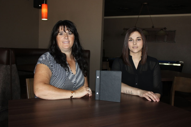 Tayja Lakusta, and her mother Wanda Zimmerman owners of The Flats Eatery opened it with the community in mind, and now, our Fitness Community in mind with their new Encompass Approved Unit Menu.