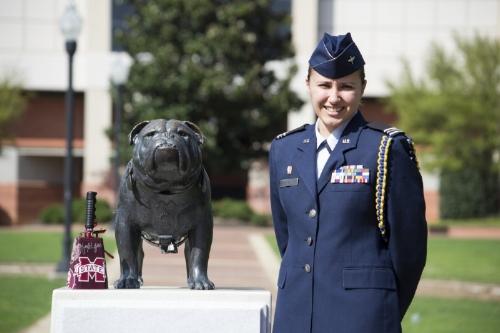... USAF Ret. Shares His Advice ...