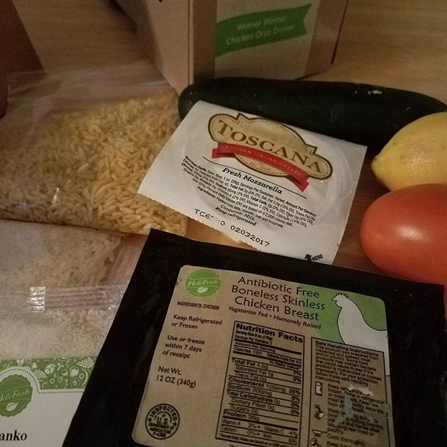 Save $35 off your first @hellofresh delivery with promo code STH #hellofresh #cooking #homemade #yum #homecooking #fresh #horror #podcast #smalltownhorror #sth