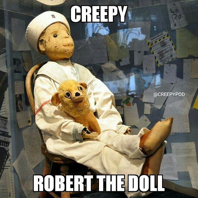 Robert the Doll Creepypod.libsyn.com  #horror #podcast #creepypasta #terror #fear #scary #scarystories #horrorfans