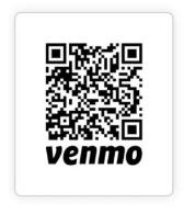 Venmo is Joshua's preferred payment service