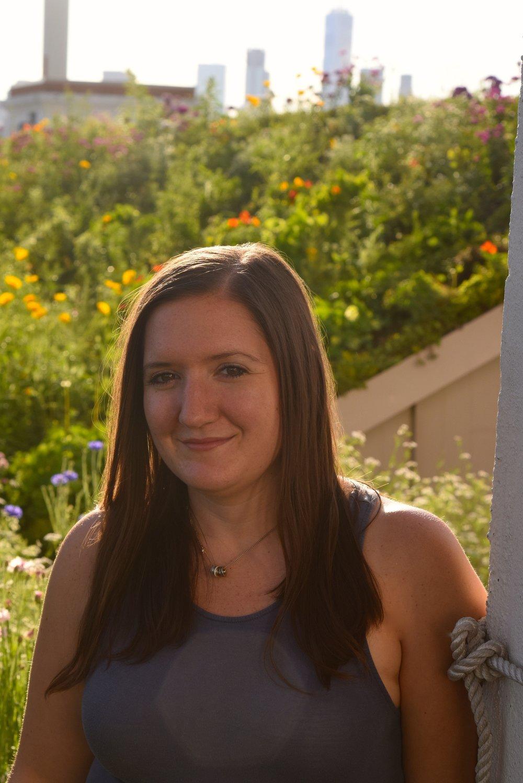 Melissa Kuzoian, Brooklyn Grange CFO