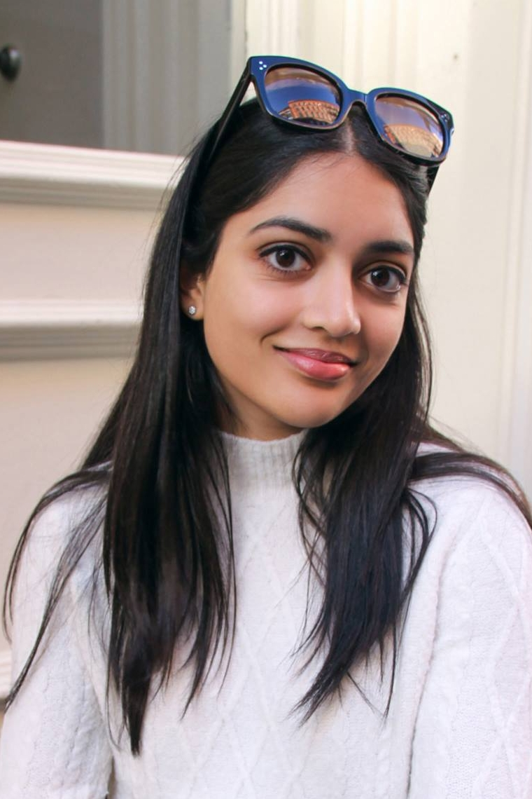 Sofia Jain - EconomicsNew York, New York