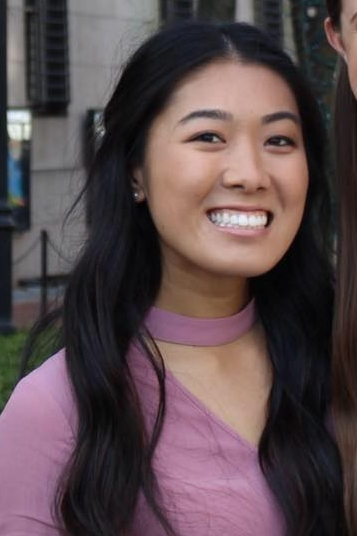 Amanda Nishihira - Computer Science & StatisticsLos Alamitos, California