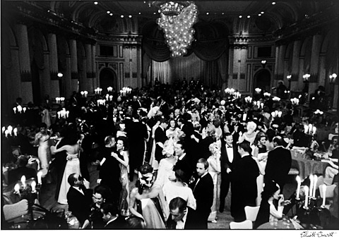 Capote's Black & White Ball 1968