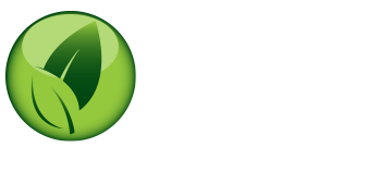 Green and white Infuse Health logo on a tree background