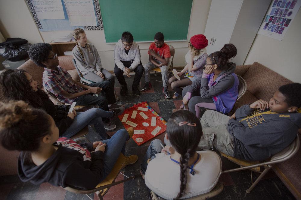 Summer Book Clubs @ the Impact Hub