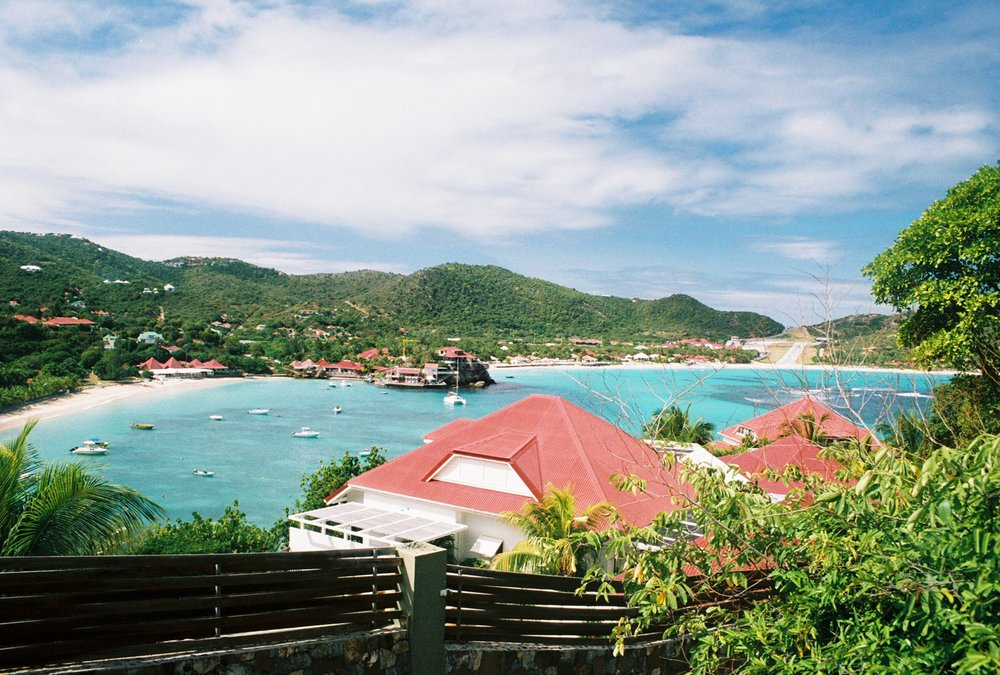 Photo taken by Steve Thompson, Saint Barthélemy