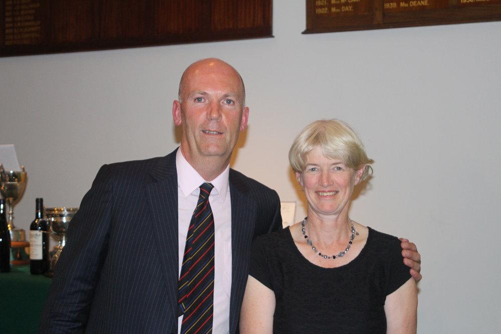 John Gillis & Margaret Worrell