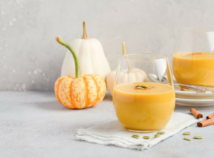 Pumpkin Smoothie - https://www.hormonesbalance.com/recipes/