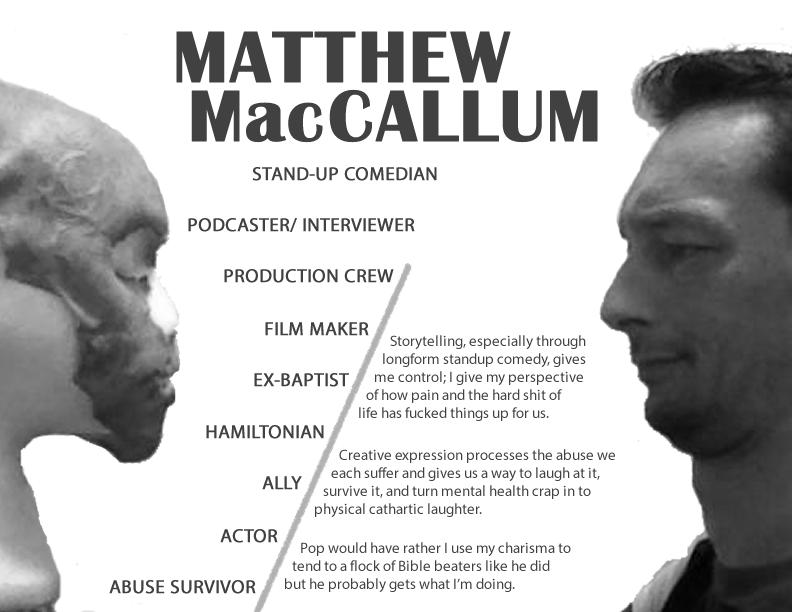 matthew maccallum artist statement