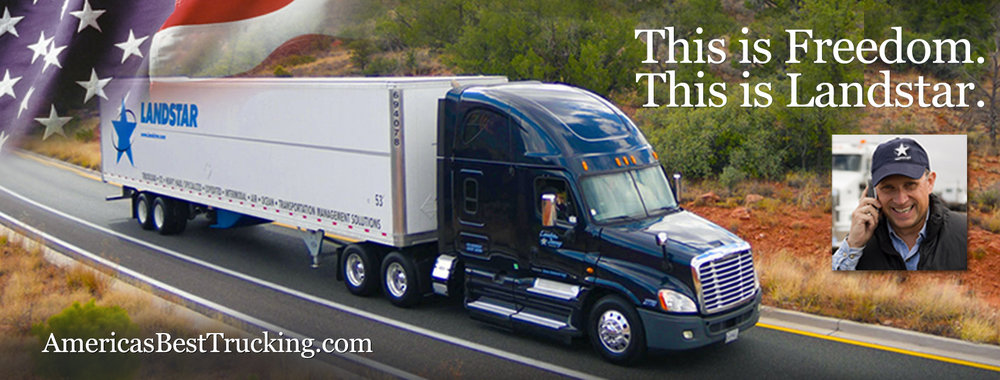 AmericasBestTrucking.com  is lead-referral website used exclusively by Landstar Agency KCL, a top owner/operator recruiting and logistics agency for Landstar Systems, Inc. (NASDAQ: LSTR), a $3.3 billion transportation services company.
