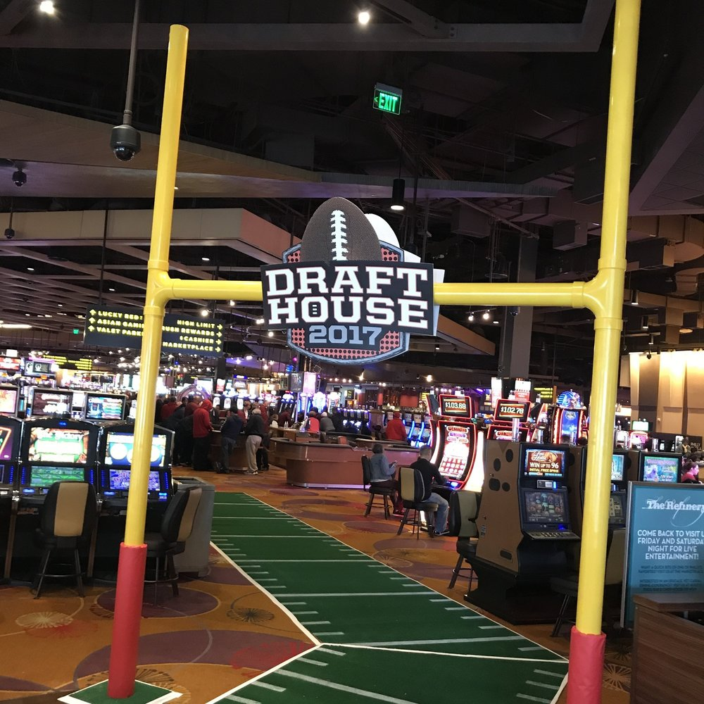 Drafthouse Party at Sugarhouse Casino