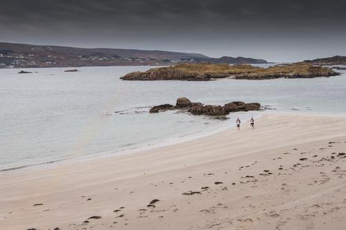 Rutland island; Duck Island and Árainn Mhór are in the background