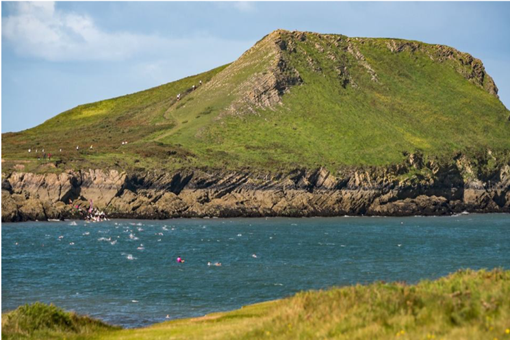 Breca Gower Swimrun Worms Head