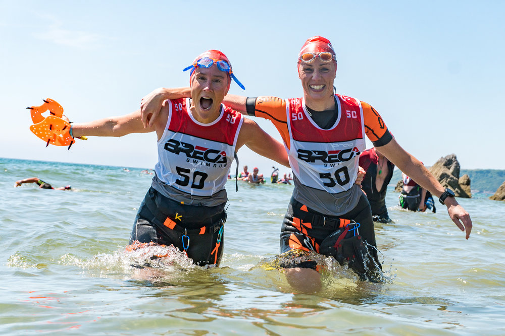 Register for the Breca Gower Sprint 2019 - 13th July 2019, 20km swimrun. Sign up now to enjoy our early-bird rates!Early-bird 1: £225Early-bird 2: £240Late registration: £255+ 3.75% Trumin processing fee for all tiers; includes VAT