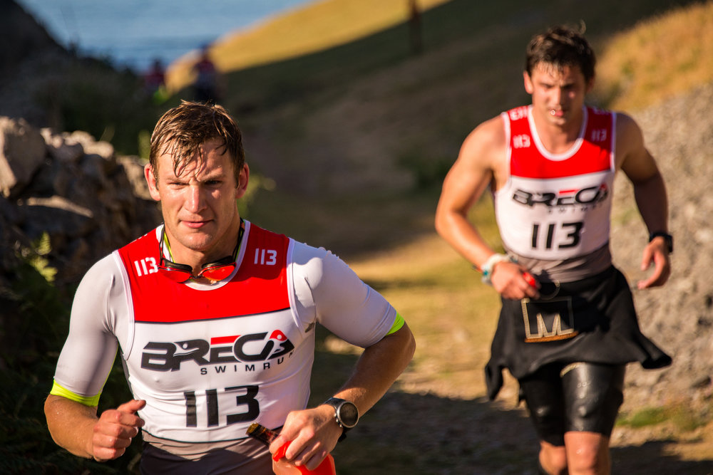 Register for Breca Gower 2019 - 14th July 2019, 42km swimrunEarly-bird 1: £330Early-bird 2: £350Late registration: £370+ 3.75% Trumin processing fee for all tiers; includes VAT
