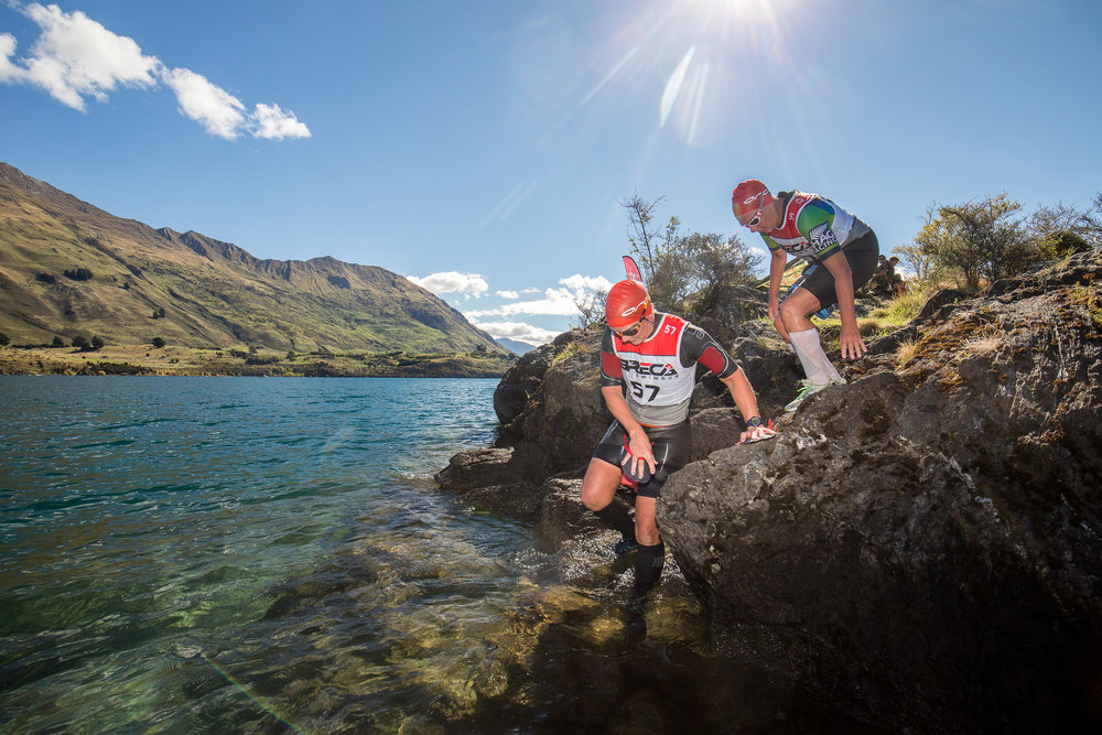 New Zealand Races - From the mountains of the South Island to the tropical islands of the NOrth, our New Zealand swimrun series is packed with adventure.