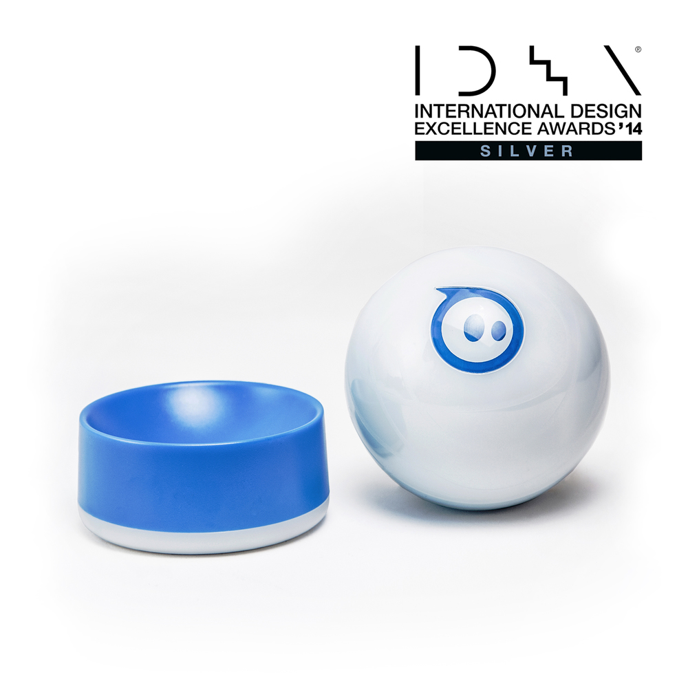 Sphero 2.0    International Design Excellence Awards (IDEA) - Silver