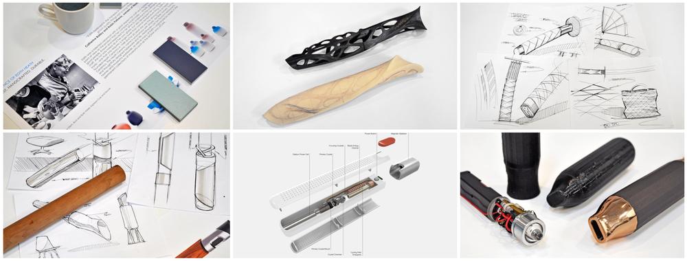 Design X Saber Process - Y Studios