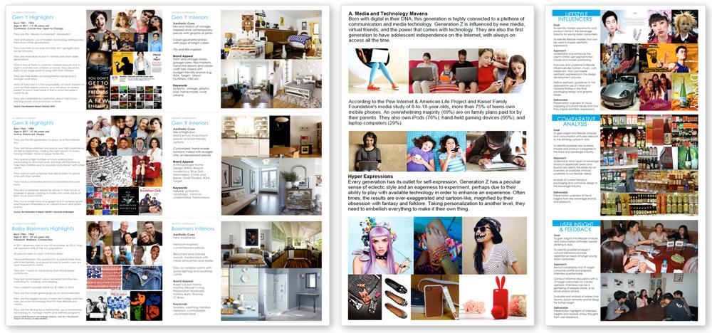 Y Vision Consumer Insights - Y Studios