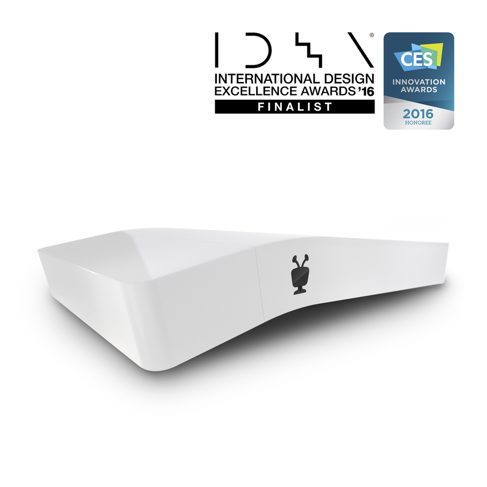 TiVo Bolt International Design Excellence Award (IDEA) – Finalist CES Innovation Awards – Honoree